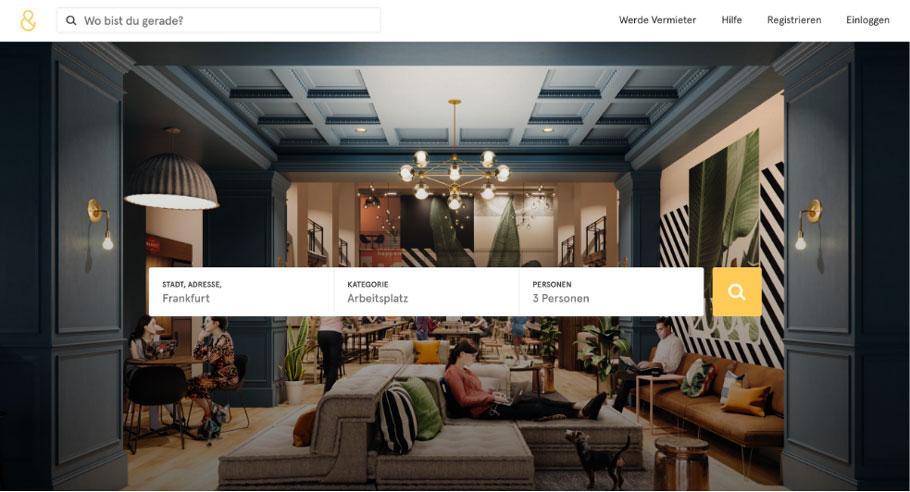 Screenshot von Website www.androoms.com